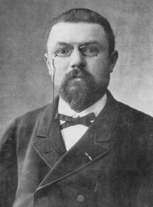 Photo of Henri Poincaré